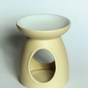 Bolsius Duftlampe basic creme