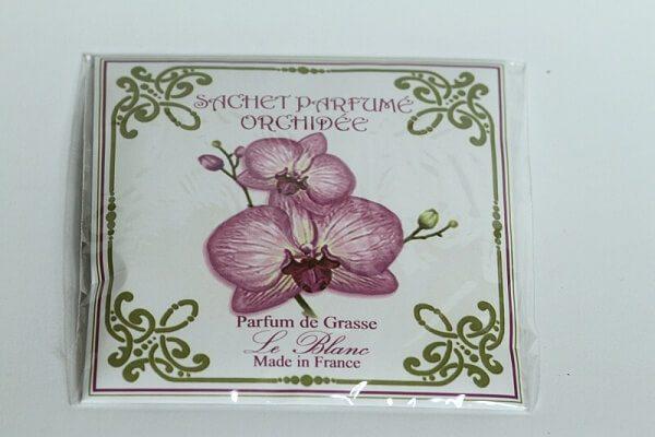 Duftsachet Orchidee, Landhausscheune