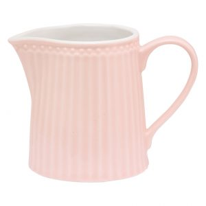 Greengate Creamer Alice pale pink