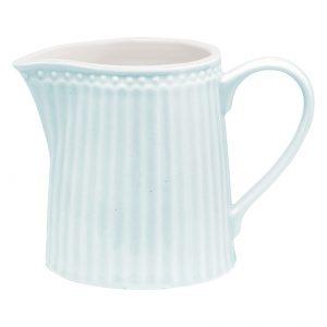 Greengate Creamer Alice pale blue