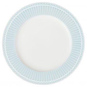 Greengate Dinner plate Alice pale blue