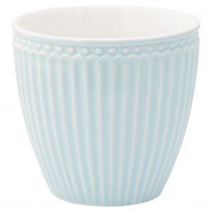 Greengate Latte Cup Alice pale blue