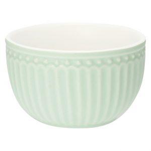 Greengate Mini bowl Alice pale green