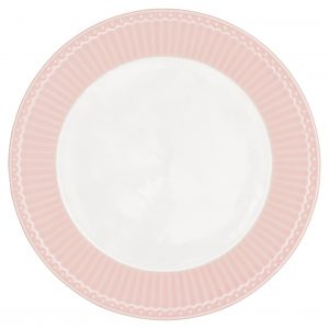 Greengate small Plate Alice pale pink Teller
